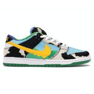 Giày Nike SB Dunk Low Ben & Jerry's Chunky Dunky replica