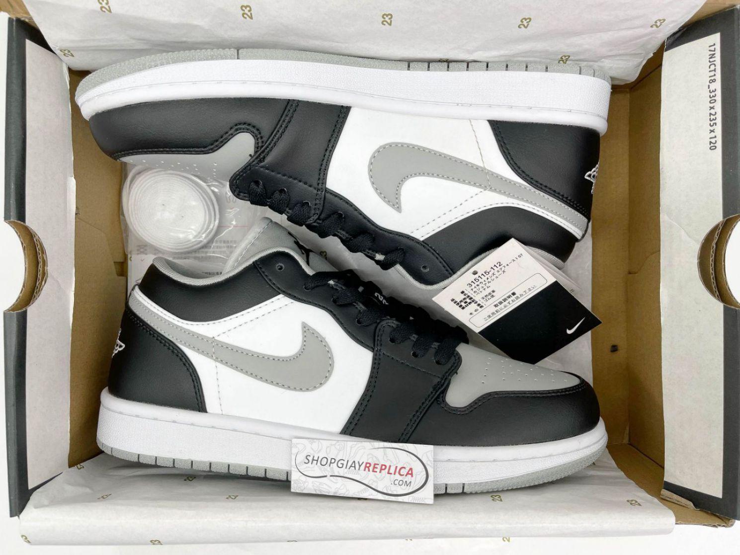 Giày Nike Jordan 1 Low Shadow