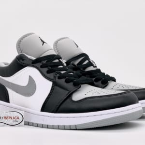 Giày Nike Air Jordan 1 Low Shadow (Light Smoke Grey) replica