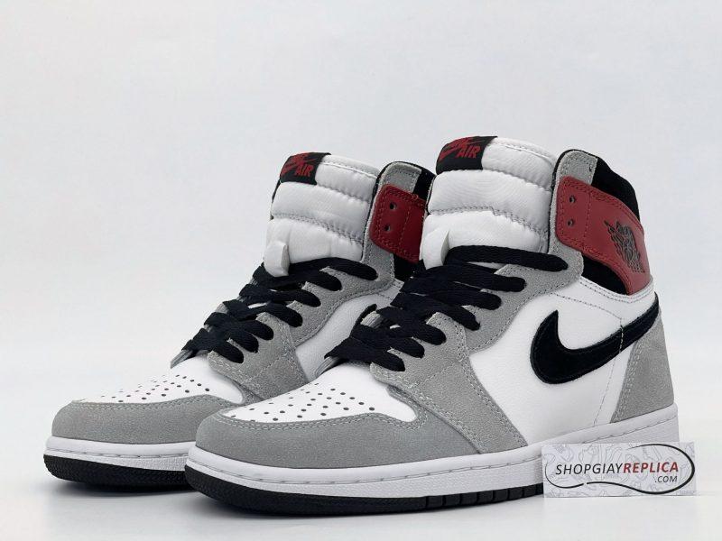 Nike Air Jordan 1 Retro High Light Smoke Grey replica