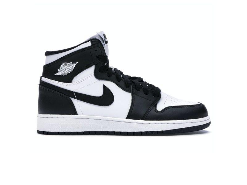 Nike Jordan 1 Retro Black White