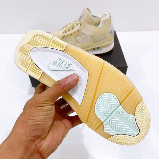 Nike Air Jordan 4 Retro Off White