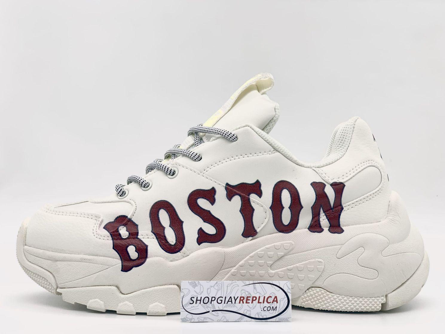 Giày MLB Boston đỏ rep 1:1