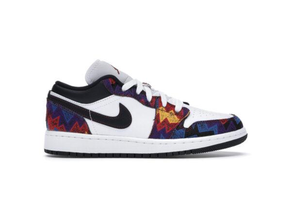 Giày Nike Air Jordan 1 Low Nothing But Net replica