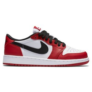 Giày Nike Air Jordan 1 Retro Low Chicago replica 1:1