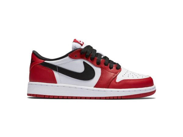 Giày Nike Air Jordan 1 Retro Low Chicago replica 1:1