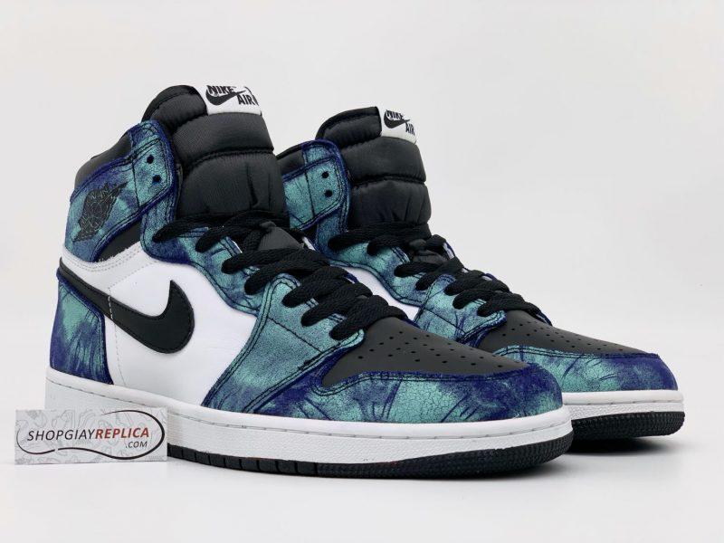 Giày Jordan 1 High Tie Dye Rep 1:1