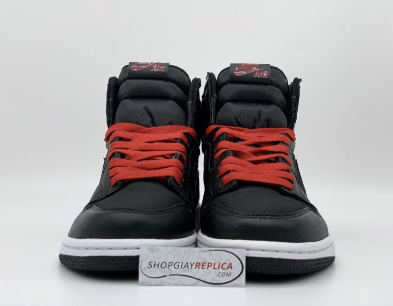 Giày Nike Air Jordan 1 Retro High Black Gym Red Black
