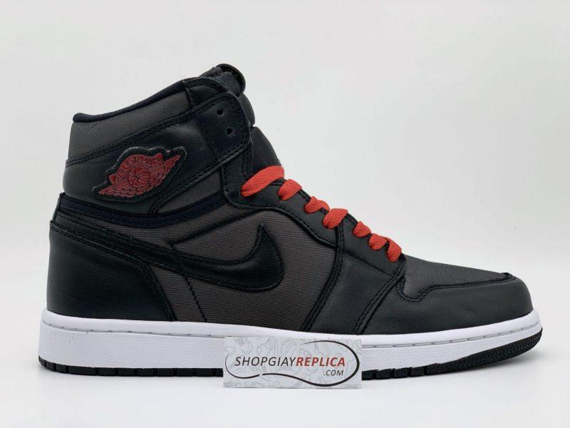 Giày Nike Air Jordan 1 Cao Đen
