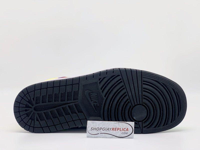 Đế giày Nike Jordan 1 Mid SE Multi Color