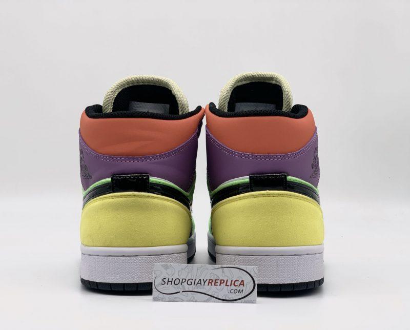 gót giày Nike Jordan 1 Mid