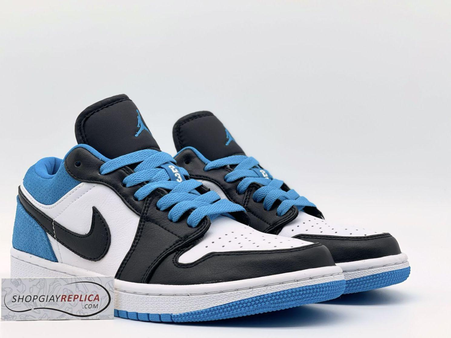 Air Jordan 1 Low Laser Blue