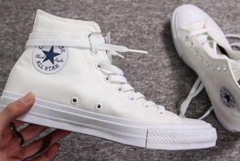 Bỏ túi những cách buộc dây giày Converse cực cá tính cho các tín đồ sneaker