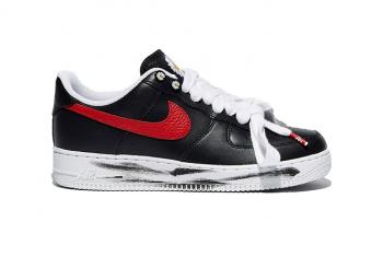 Cách thắt dây giày Nike Air Force 1 cực đẹp mà bạn tự làm được