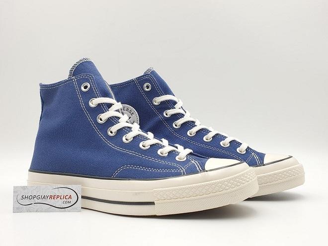 Converse xanh dương