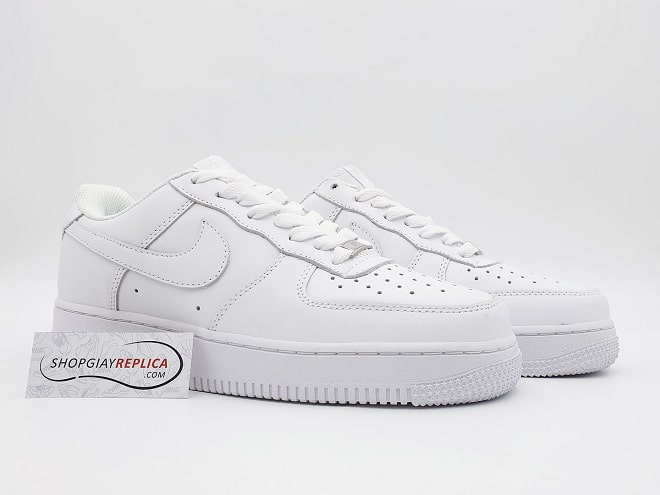 giày nike air force 1 real