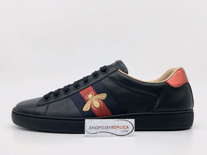 Giày Gucci Ace Bee like auth
