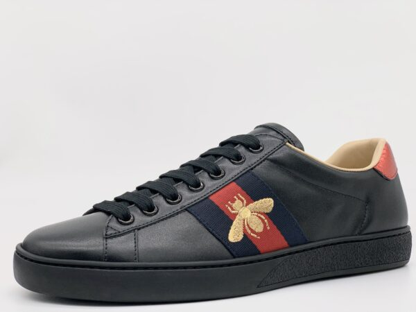 Giày Gucci Ace Bee ong đen