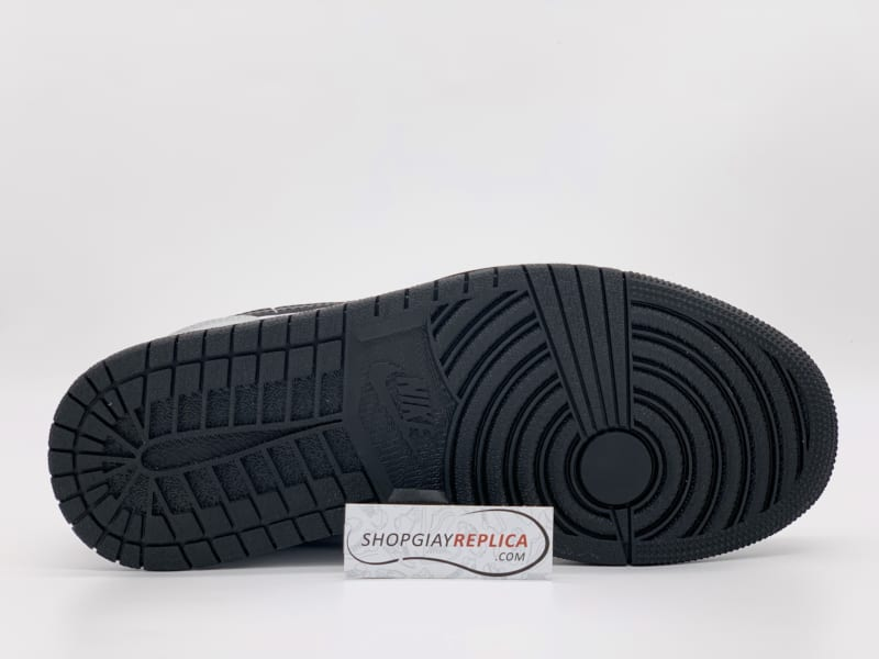 Giày Nike Air Jordan 1 Low Light Smoke Grey