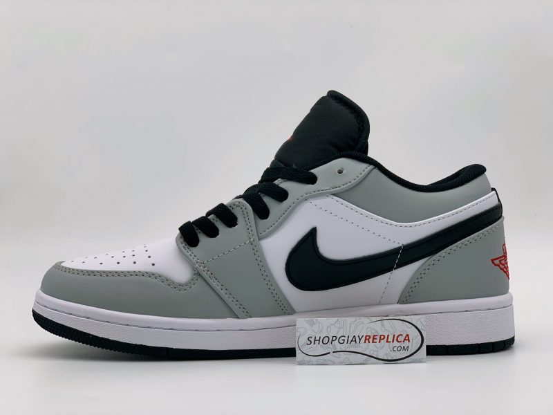 Giày Nike Air Jordan 1 Low Light Smoke Grey