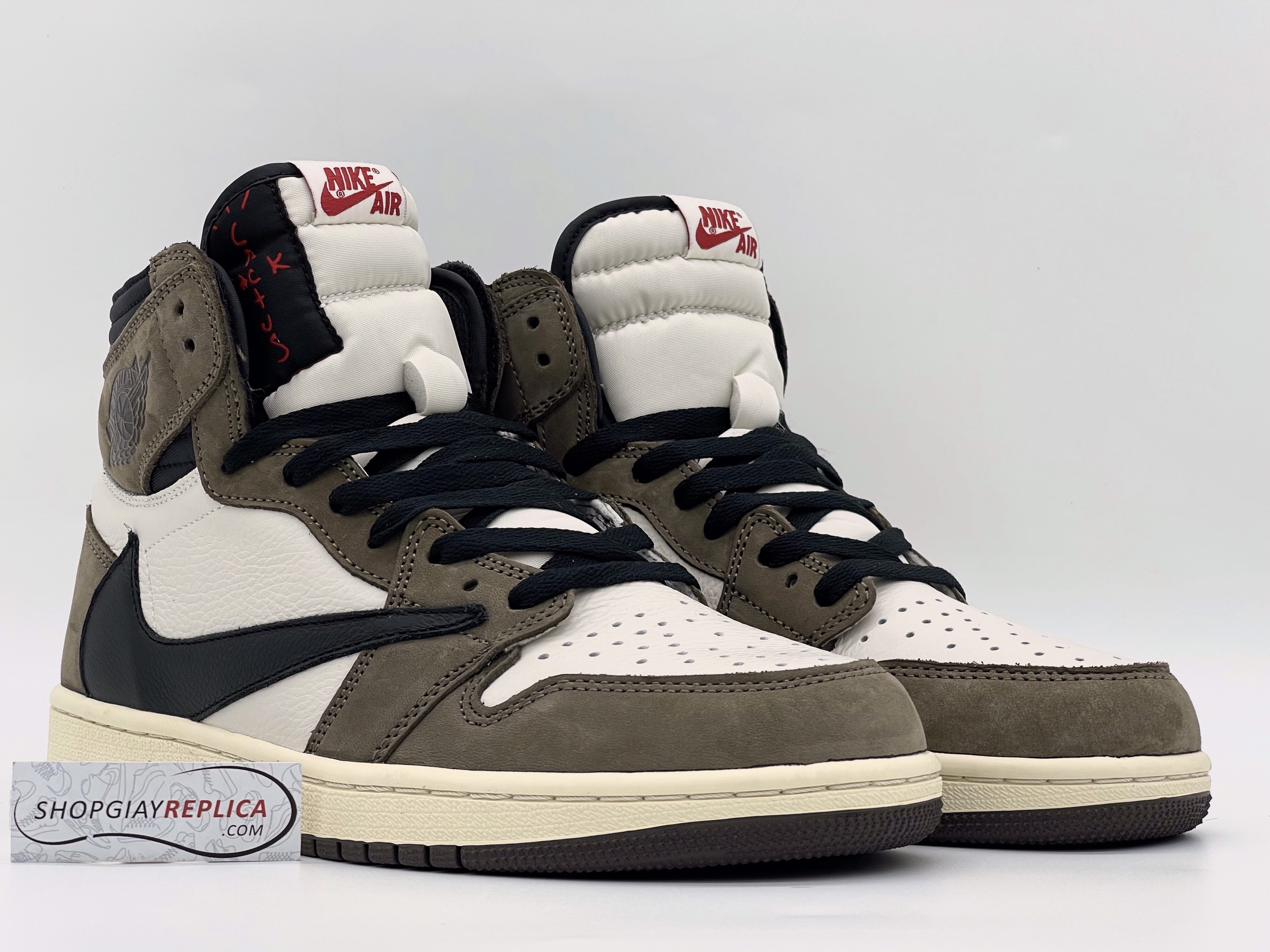 Giày Nike Air Jordan 1 High Travis Scott