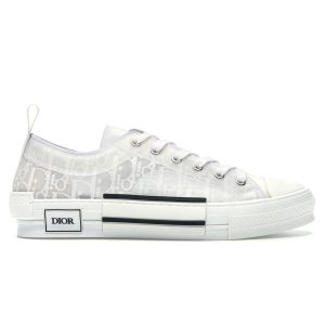 Dior B23 Low Top White Dior Oblique