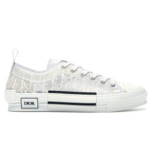 Dior B23 Low Top White Dior Oblique