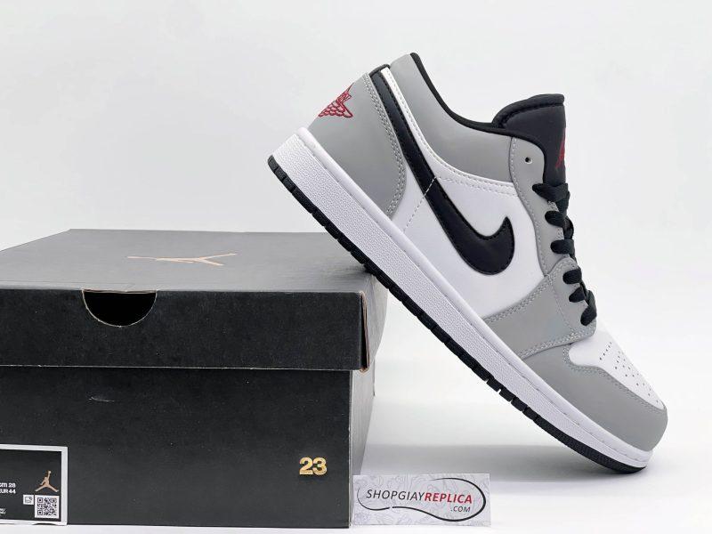 giày air jordan 1 light smoke grey