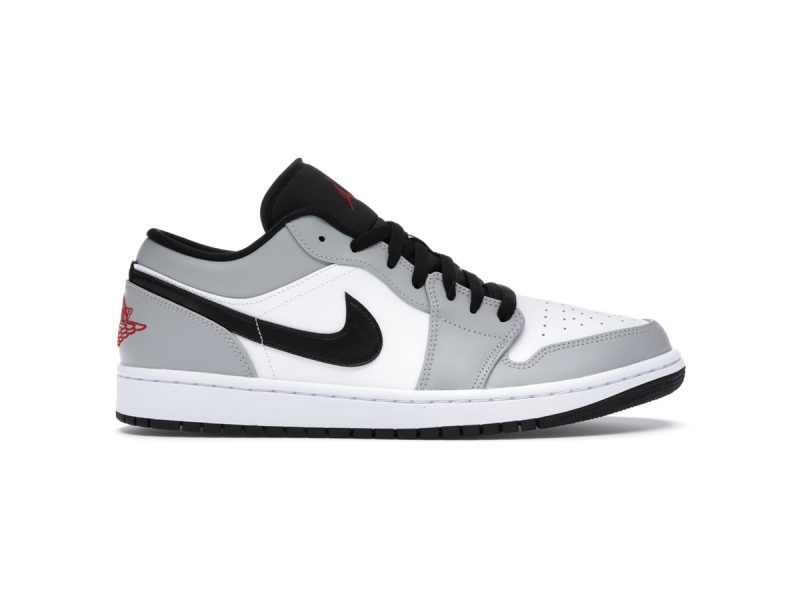 Jordan 1 Low Light Smoke Grey