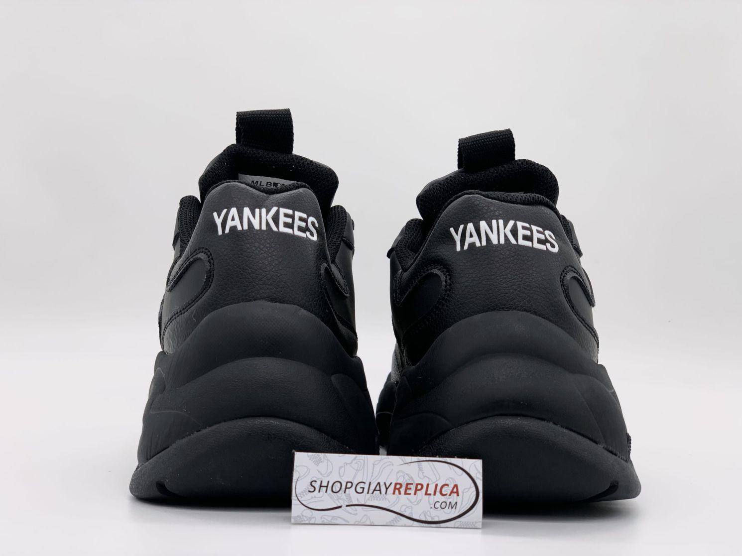 giày MLB NY Chunky Đen replica