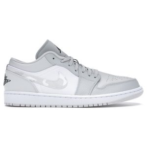 Nike Air Jordan 1 Low White Camo Replica
