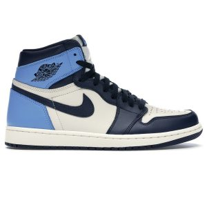 Nike Air Jordan 1 High Obsidian UNC