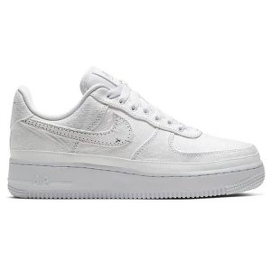 Nike Air Force 1 LX Tear Away Red Swoosh