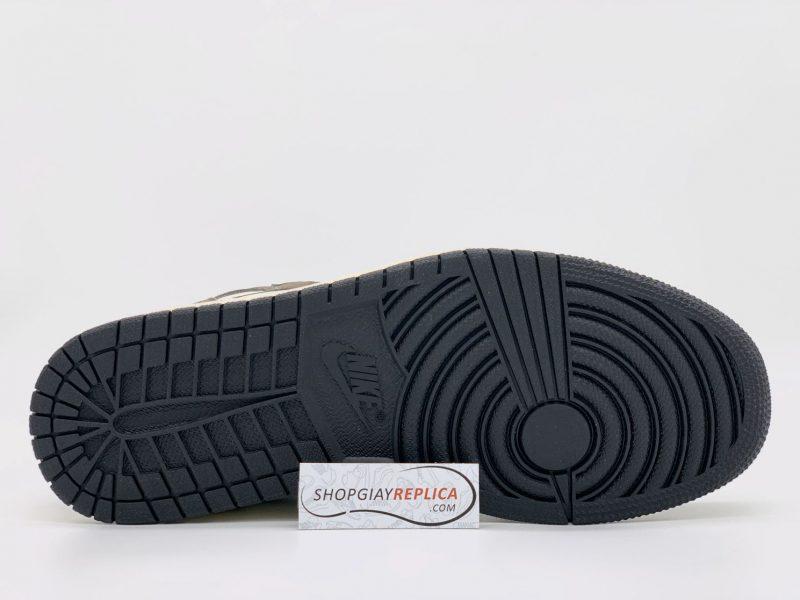 đế Nike Air Jordan 1 Retro High Dark Mocha