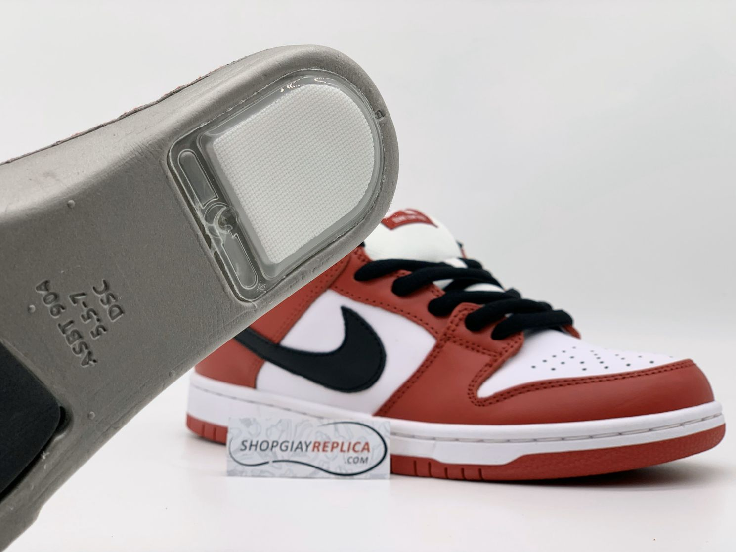 Nike SB Dunk Low J-Pack Chicago rep