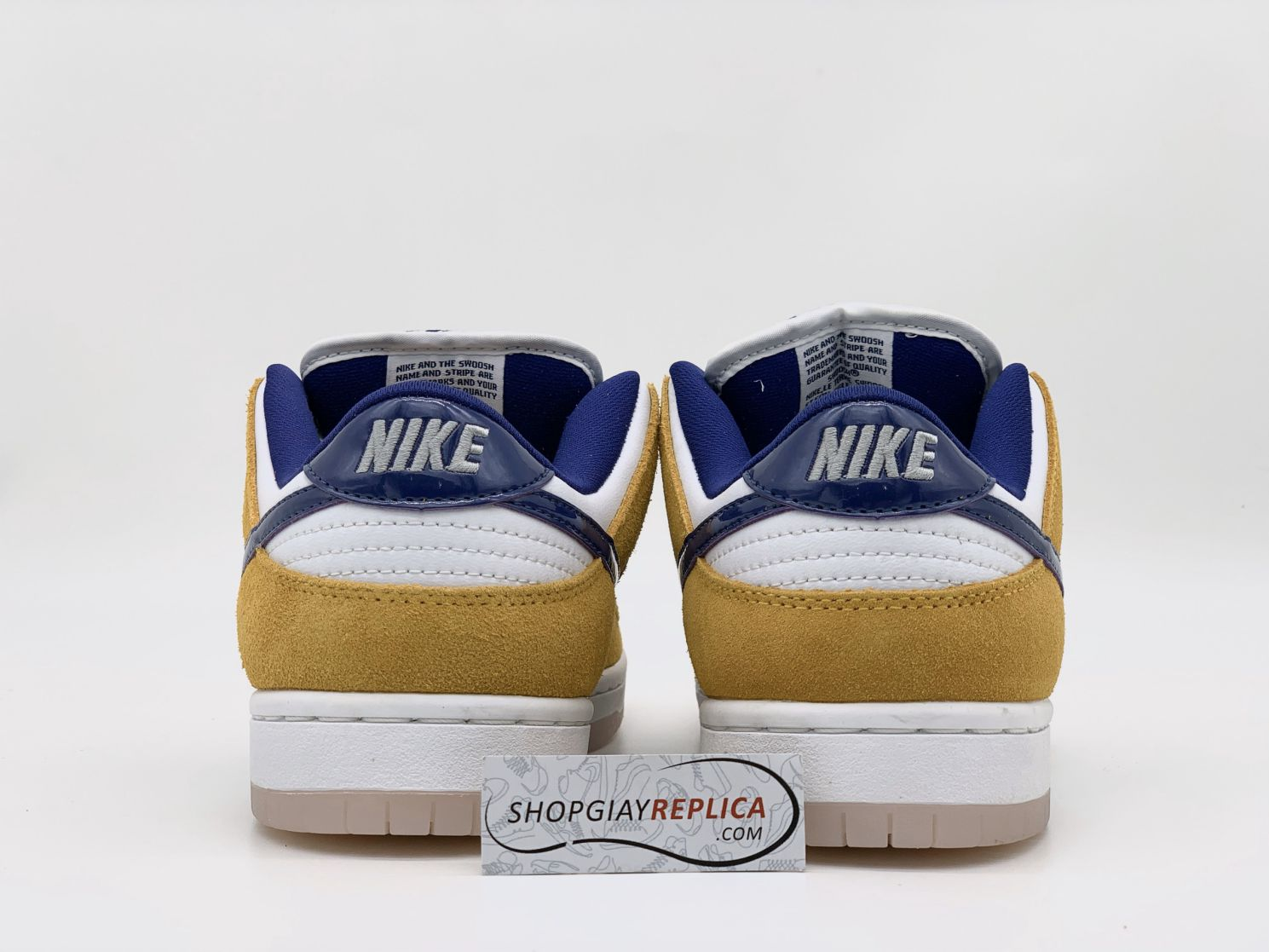 Nike SB Dunk thấp Laser Orange
