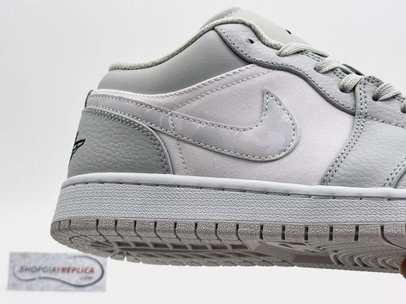 Jumpman Nike Air Jordan 1 Low White Camo