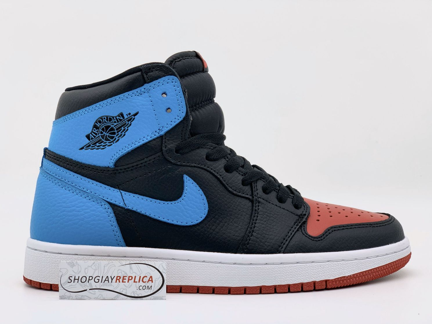 Nike Jordan 1 High UNC to Chicago