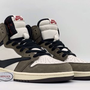 Giày Nike Air Jordan 1 High Travis Scott Like Auth