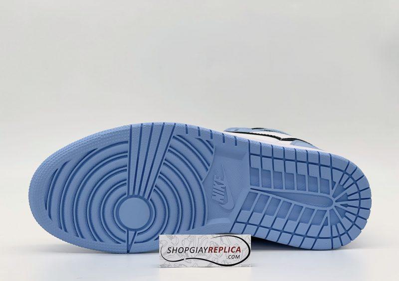 Đế Air Jordan 1 High University Blue