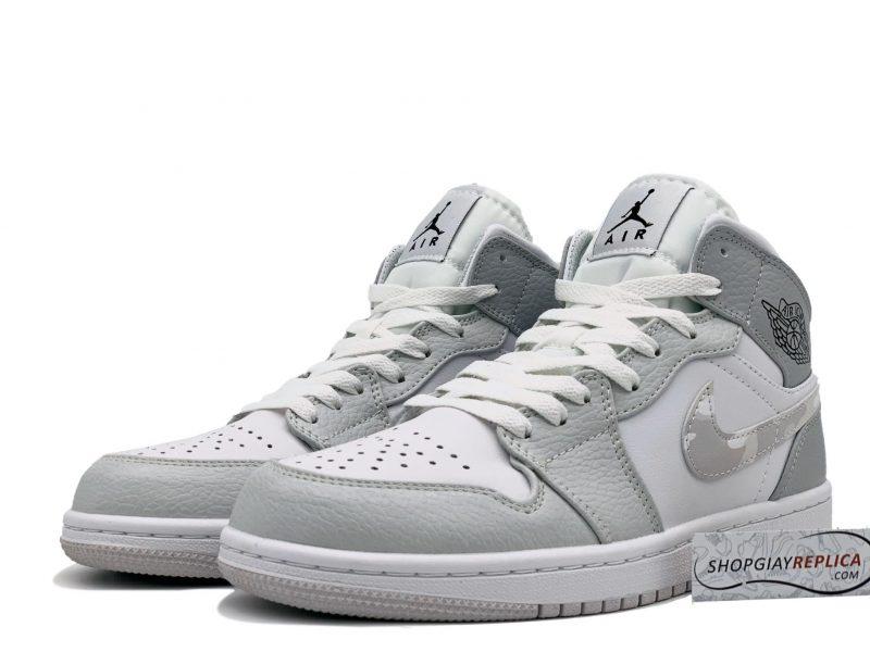 Giay Nike Jordan 1 Mid Camo