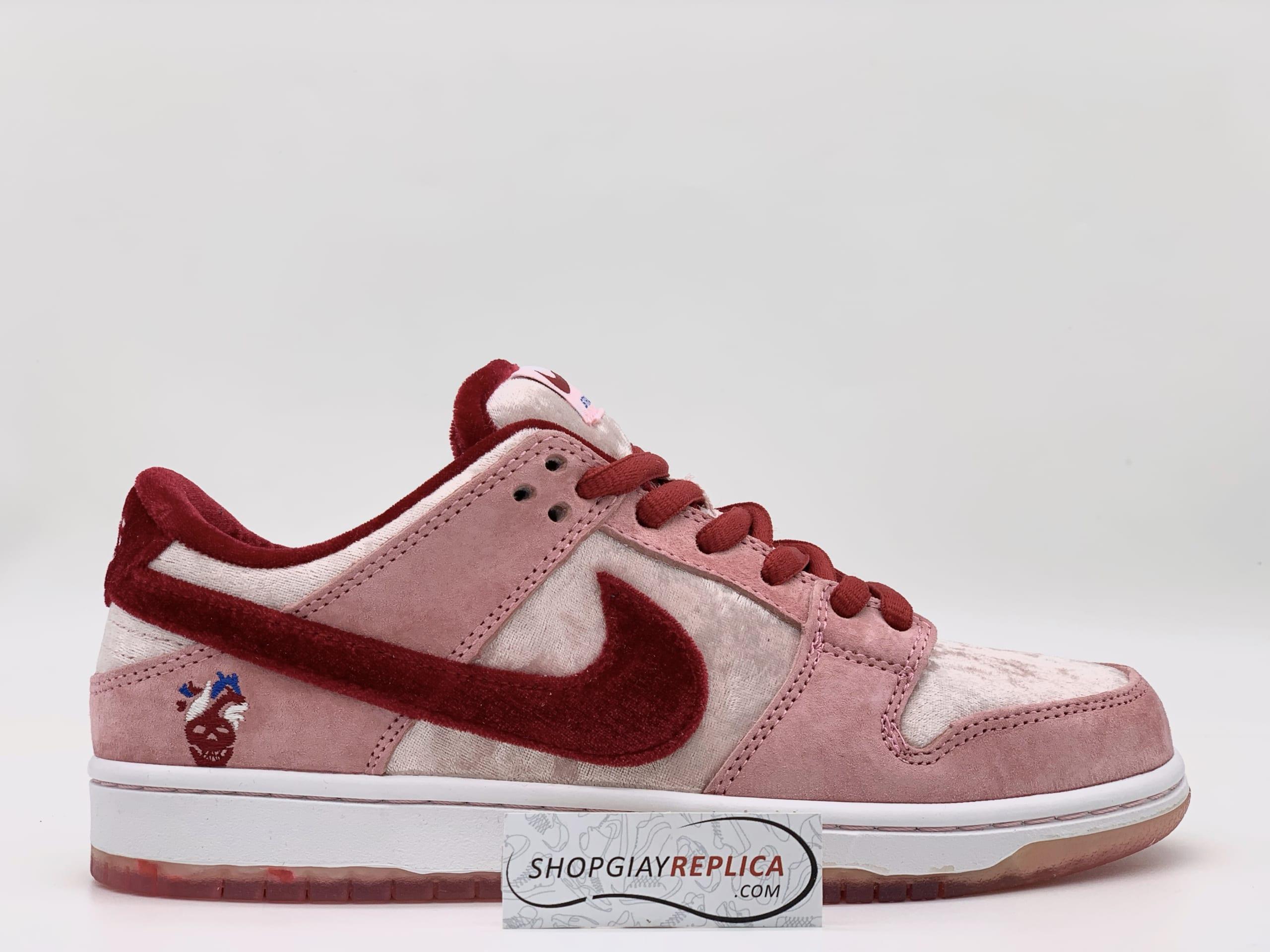 Nike SB Dunk Low StrangeLove replica 1:1