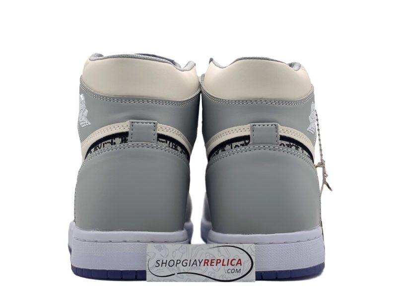 gót giày Giày Nike Air Jordan 1 Retro High Dior Rep 1:1
