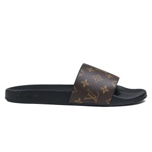 Dép Louis Vuitton Waterfront Mule Monogram