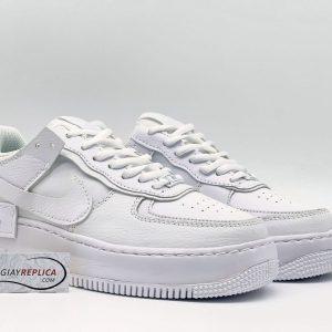 Nike Air Force 1 Shadow Triple White Rep11