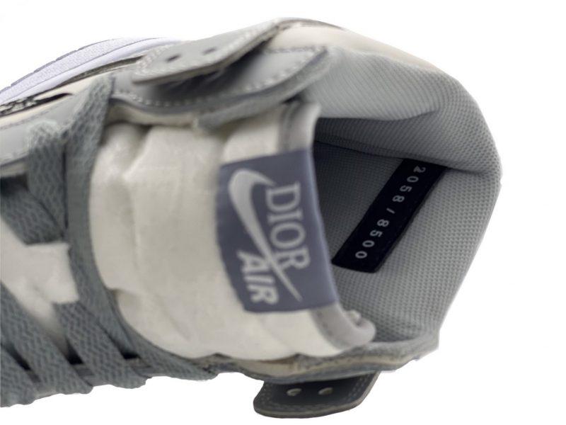 Giày Jordan 1 Dior