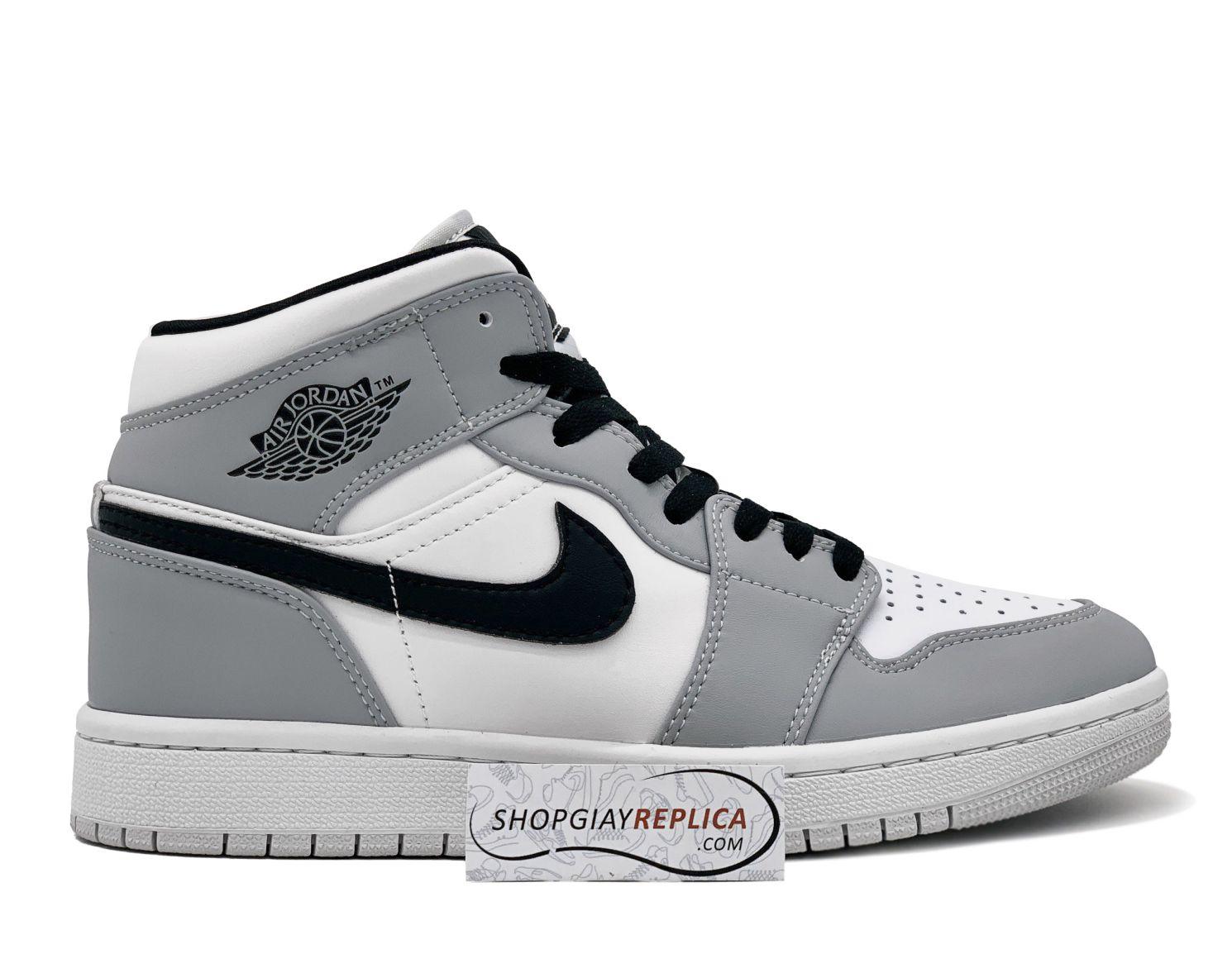 giày air jordan 1 mid rep 1:1