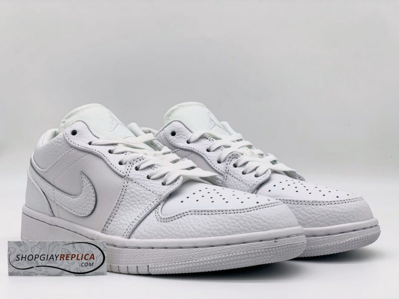 Nike Air Jordan 1 Low Triple White