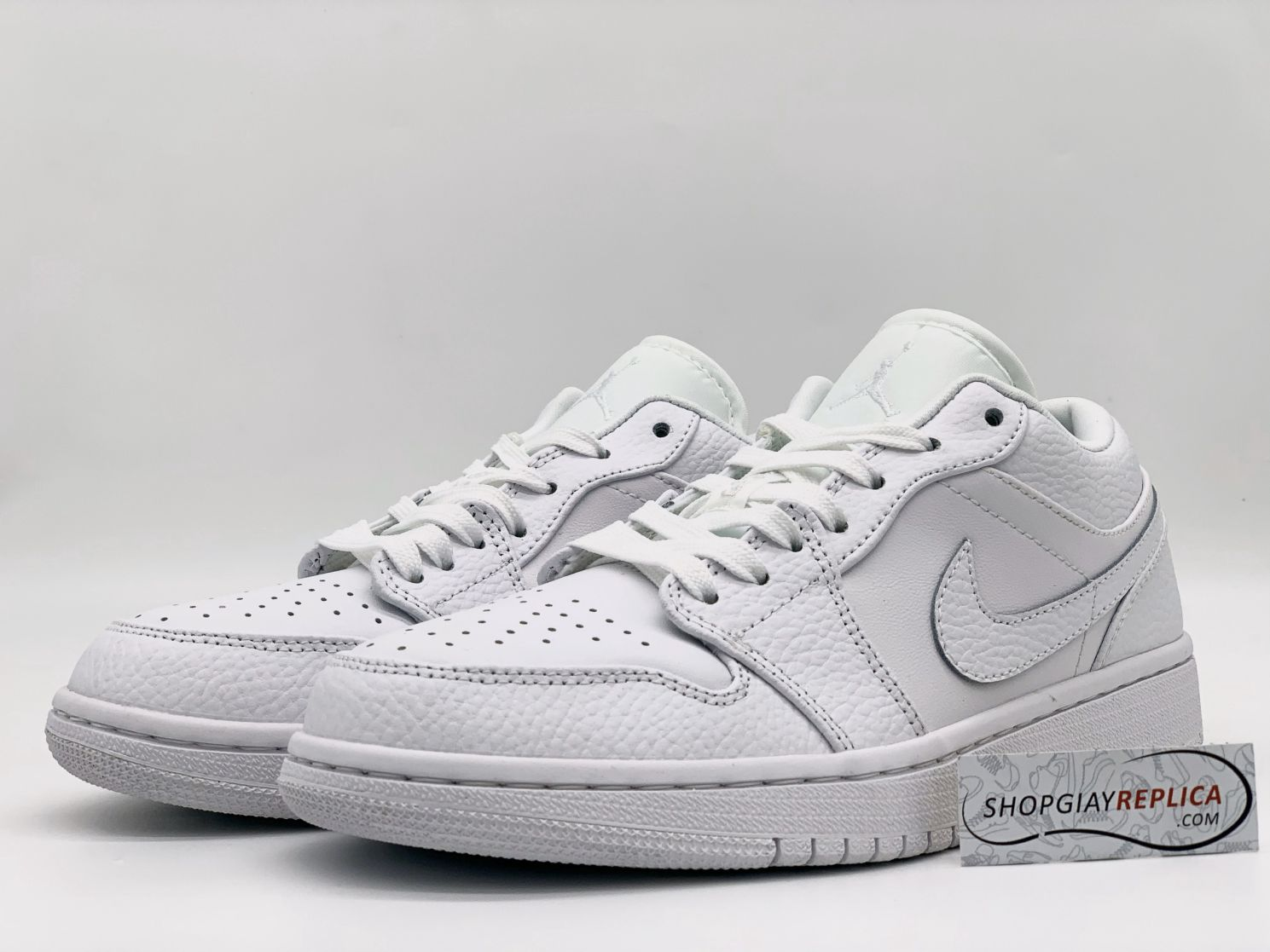 Nike Air Jordan 1 Low White