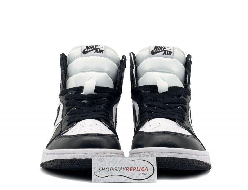 nike jordan 1 high black white